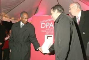 Grand Opening at DPAC