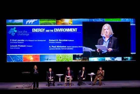 Panel of experts of energy and the environment